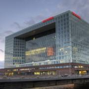 Lichtwerbung Hamburg Schreib+Keppler Außenwerbung Headquarter