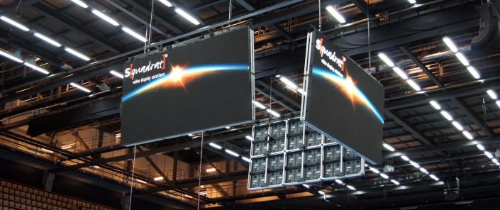 Lichtwerbung Hamburg Messebau Schilder