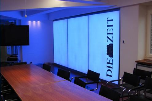 Leuchtkästen Schreib+Keppler Lichtwerbung Hamburg Deutschland Lichtkunst beleuchtungskonzepte