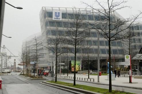 Lichtwerbung Schreib+Keppler, Hamburg, Lichtwerbeanlagen, Lichtreklame, Digital Signage Headquarter Unilever