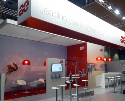 Schreib+Keppler Lichttechnik Hamburg Messebau Lichtkonzepte Beleuchtungskonzepte