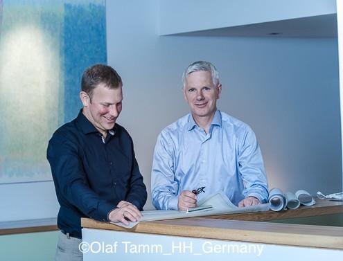 Lichtwerbung Hamburg Schreib+Keppler Management