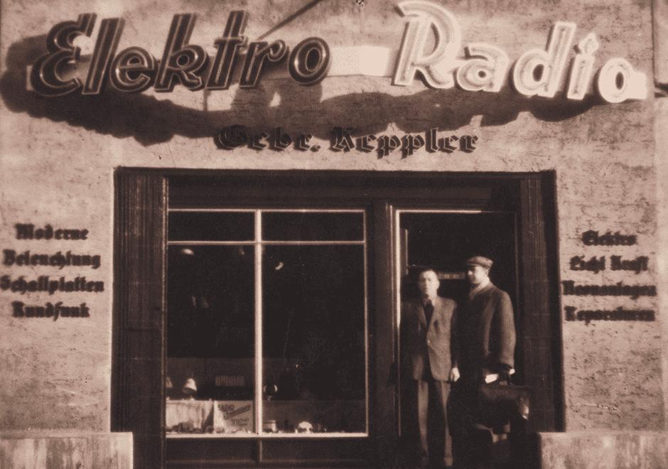 Der erste Keppler-Laden in Berlin